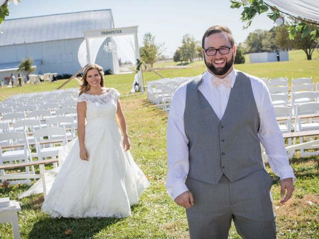 Andrew and Jessica's Wedding in Kansas City, Missouri 34
