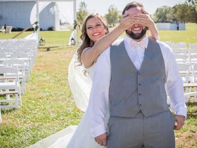 Andrew and Jessica's Wedding in Kansas City, Missouri 35