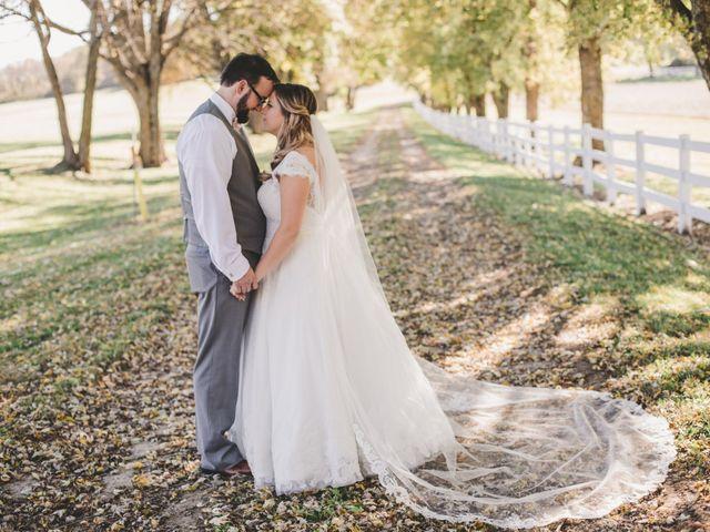 Andrew and Jessica's Wedding in Kansas City, Missouri 36