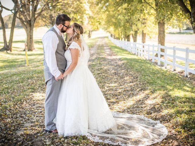 Andrew and Jessica's Wedding in Kansas City, Missouri 37