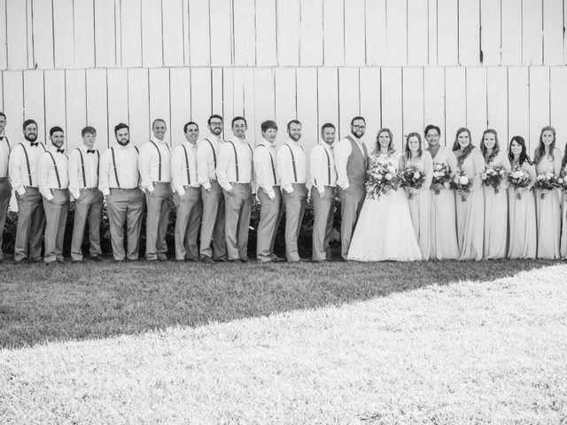 Andrew and Jessica's Wedding in Kansas City, Missouri 44