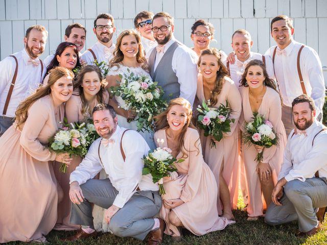 Andrew and Jessica's Wedding in Kansas City, Missouri 45