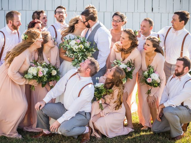 Andrew and Jessica's Wedding in Kansas City, Missouri 46
