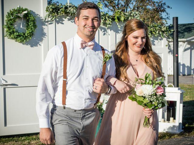 Andrew and Jessica's Wedding in Kansas City, Missouri 56