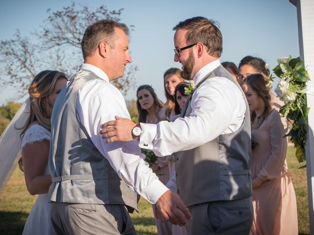 Andrew and Jessica's Wedding in Kansas City, Missouri 65