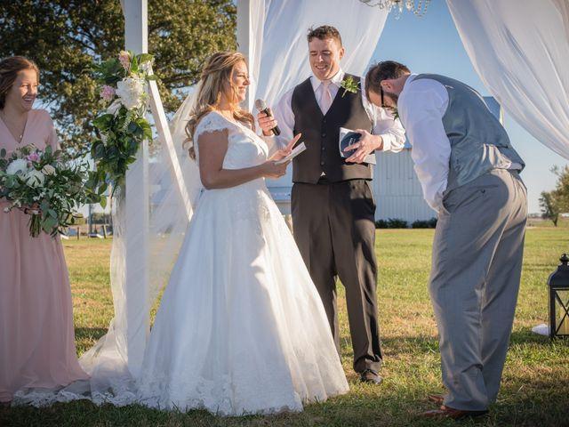 Andrew and Jessica's Wedding in Kansas City, Missouri 73