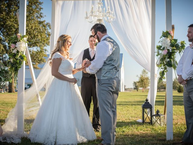 Andrew and Jessica's Wedding in Kansas City, Missouri 74