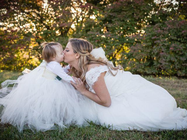 Andrew and Jessica's Wedding in Kansas City, Missouri 85