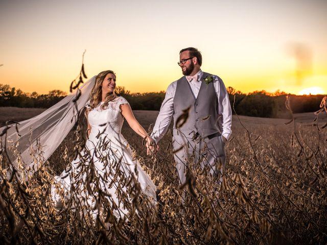 Andrew and Jessica's Wedding in Kansas City, Missouri 93