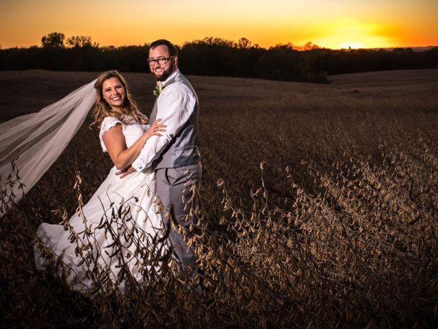 Andrew and Jessica's Wedding in Kansas City, Missouri 95