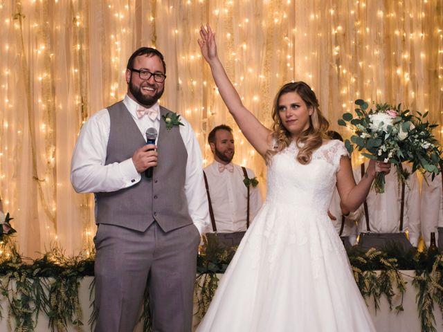 Andrew and Jessica's Wedding in Kansas City, Missouri 100