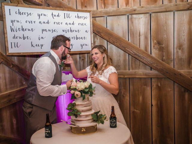 Andrew and Jessica's Wedding in Kansas City, Missouri 112