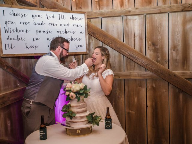 Andrew and Jessica's Wedding in Kansas City, Missouri 113