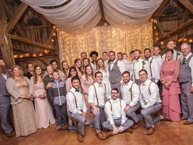 Andrew and Jessica's Wedding in Kansas City, Missouri 114