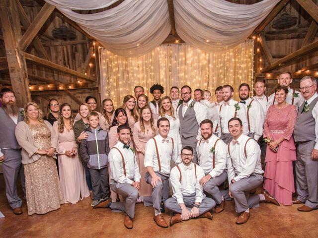 Andrew and Jessica's Wedding in Kansas City, Missouri 115