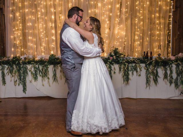 Andrew and Jessica's Wedding in Kansas City, Missouri 116
