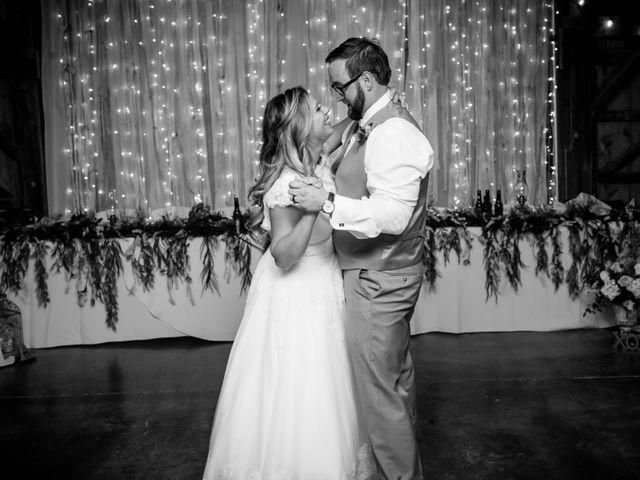 Andrew and Jessica's Wedding in Kansas City, Missouri 118