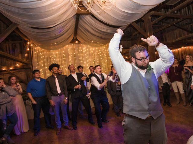 Andrew and Jessica's Wedding in Kansas City, Missouri 126