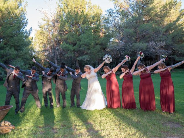 Bryan and Molly's Wedding in Queen Creek, Arizona 2