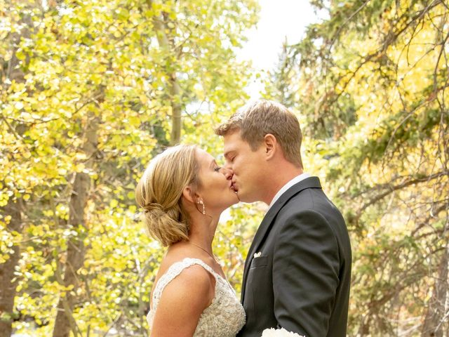 Britan and Ashley's Wedding in Red Lodge, Montana 6