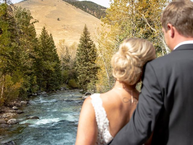Britan and Ashley's Wedding in Red Lodge, Montana 14