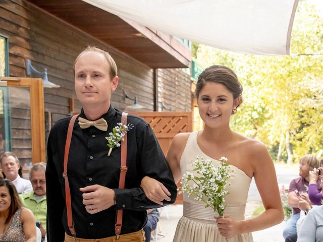 Britan and Ashley's Wedding in Red Lodge, Montana 19