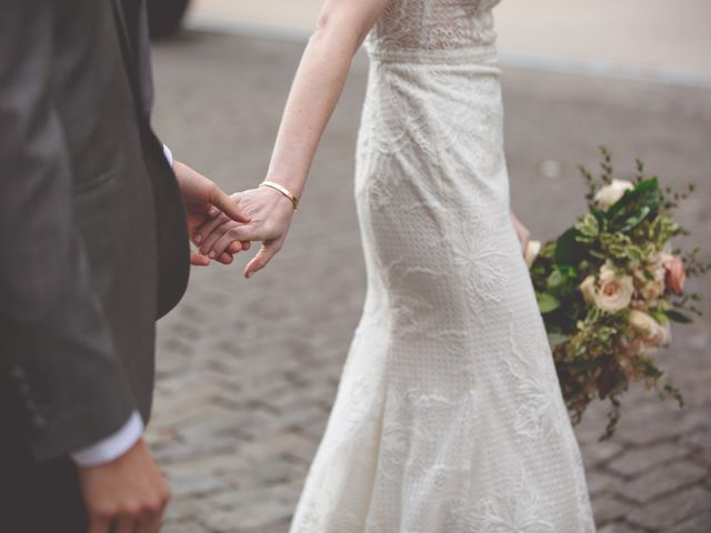 The wedding of Melissa and Jonathan