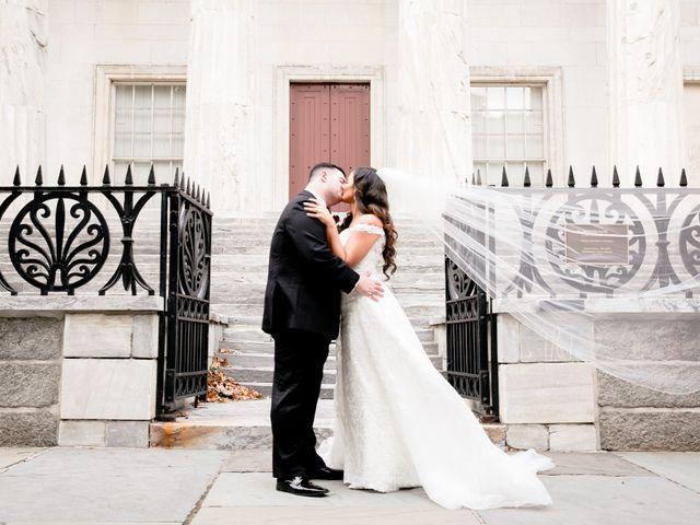 The wedding of Raina and Nolan