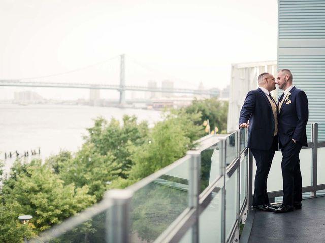 Andrew and Ronald's Wedding in Philadelphia, Pennsylvania 1