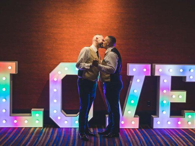 Andrew and Ronald's Wedding in Philadelphia, Pennsylvania 11