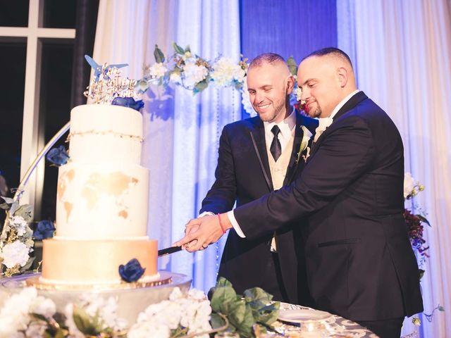 Andrew and Ronald's Wedding in Philadelphia, Pennsylvania 20