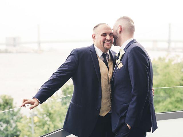 Andrew and Ronald's Wedding in Philadelphia, Pennsylvania 21
