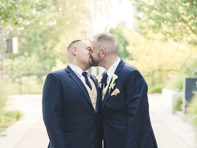 Andrew and Ronald's Wedding in Philadelphia, Pennsylvania 33