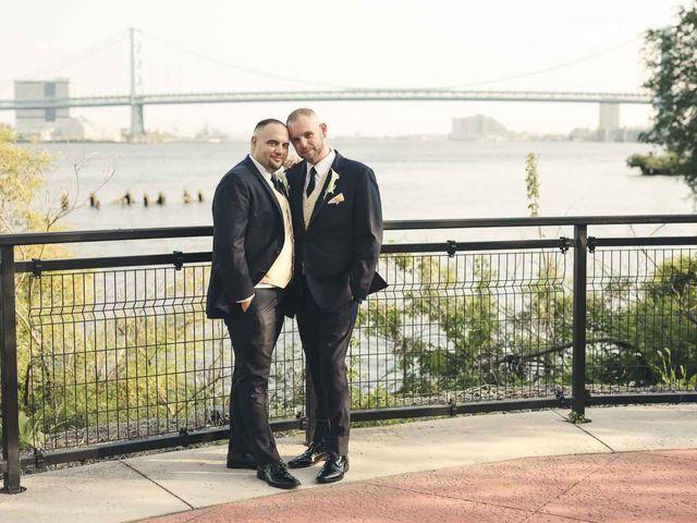 Andrew and Ronald's Wedding in Philadelphia, Pennsylvania 36