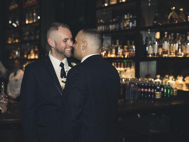 Andrew and Ronald's Wedding in Philadelphia, Pennsylvania 41