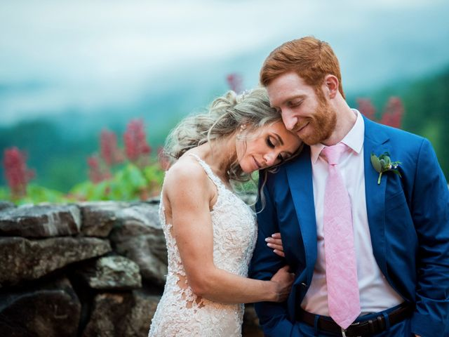 Jack and Gabrielle's Wedding in Asheville, North Carolina 2