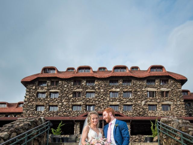 Jack and Gabrielle's Wedding in Asheville, North Carolina 8