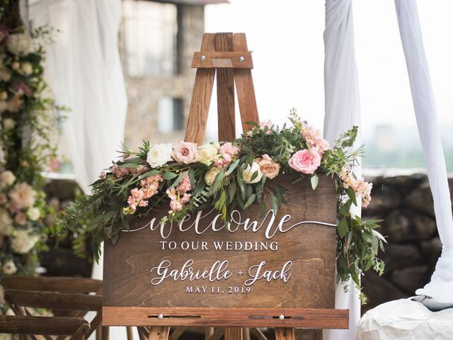 Jack and Gabrielle's Wedding in Asheville, North Carolina 36
