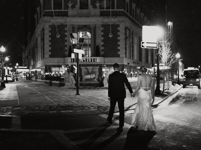 Troy and Michele's Wedding in Syracuse, New York 6