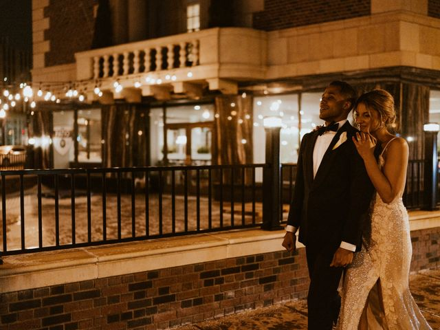 Troy and Michele's Wedding in Syracuse, New York 10