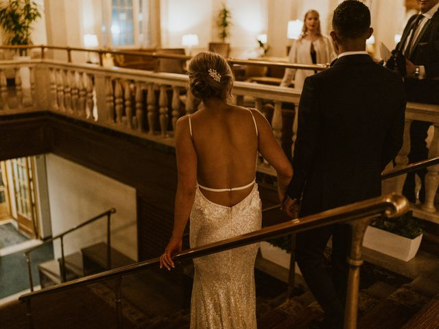 Troy and Michele's Wedding in Syracuse, New York 18