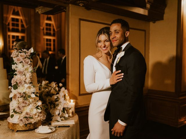 Troy and Michele's Wedding in Syracuse, New York 22