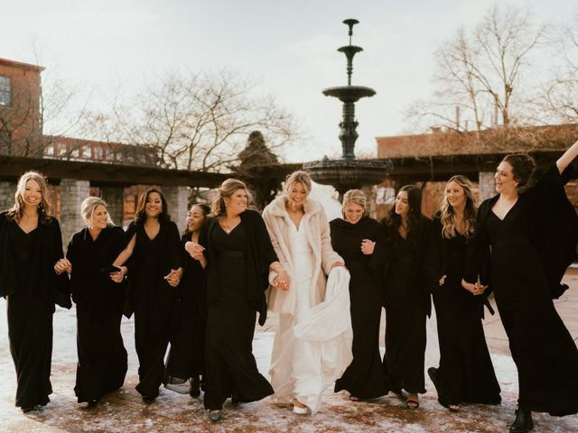Troy and Michele's Wedding in Syracuse, New York 50