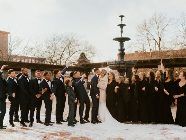 Troy and Michele's Wedding in Syracuse, New York 53