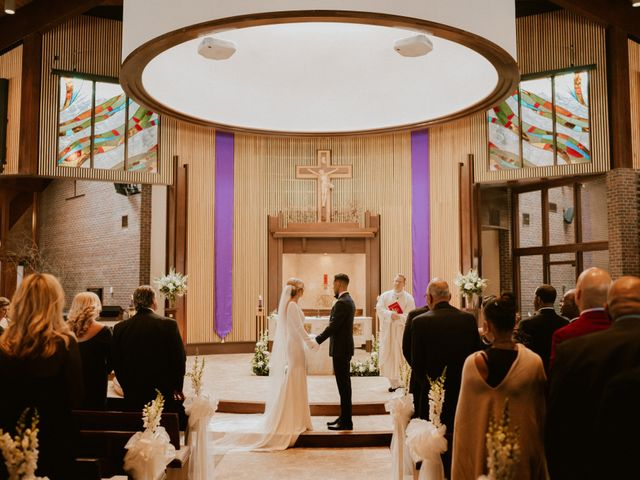 Troy and Michele's Wedding in Syracuse, New York 57