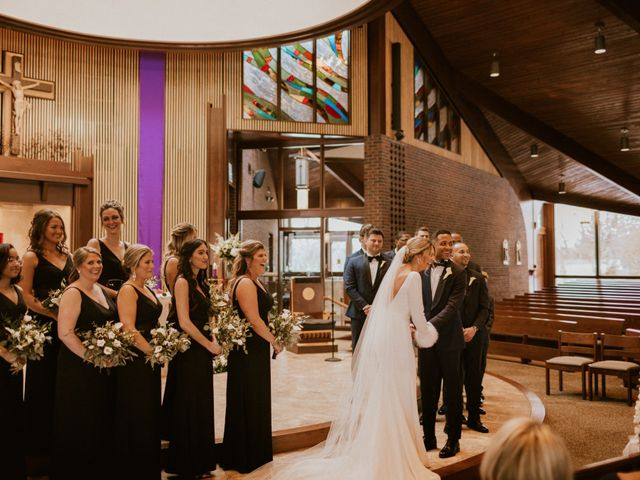Troy and Michele's Wedding in Syracuse, New York 60
