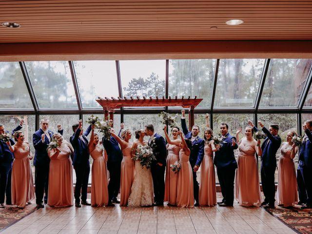 Peter and Tara's Wedding in Wisconsin Dells, Wisconsin 28