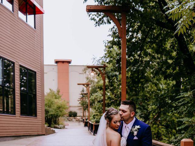 Peter and Tara's Wedding in Wisconsin Dells, Wisconsin 37