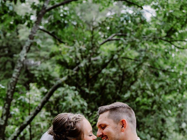 Peter and Tara's Wedding in Wisconsin Dells, Wisconsin 40