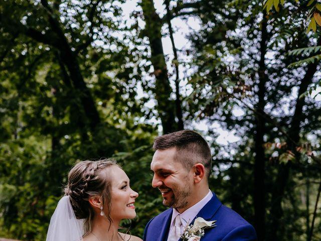 Peter and Tara's Wedding in Wisconsin Dells, Wisconsin 42